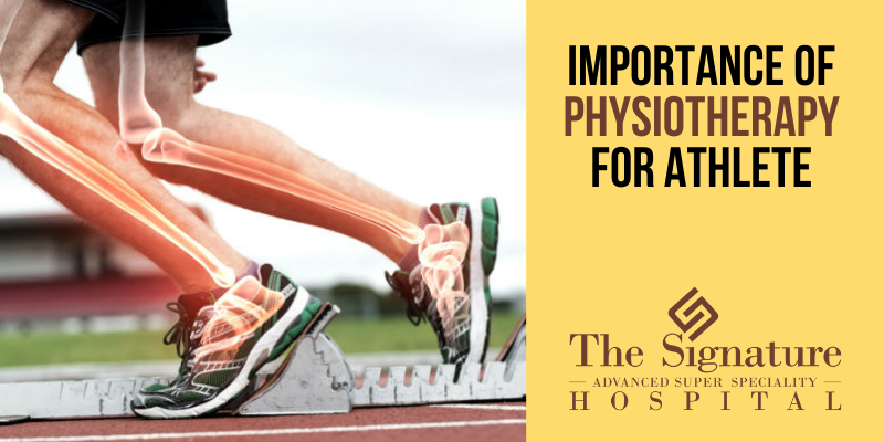 Importance of Physiotherapy for Athlete