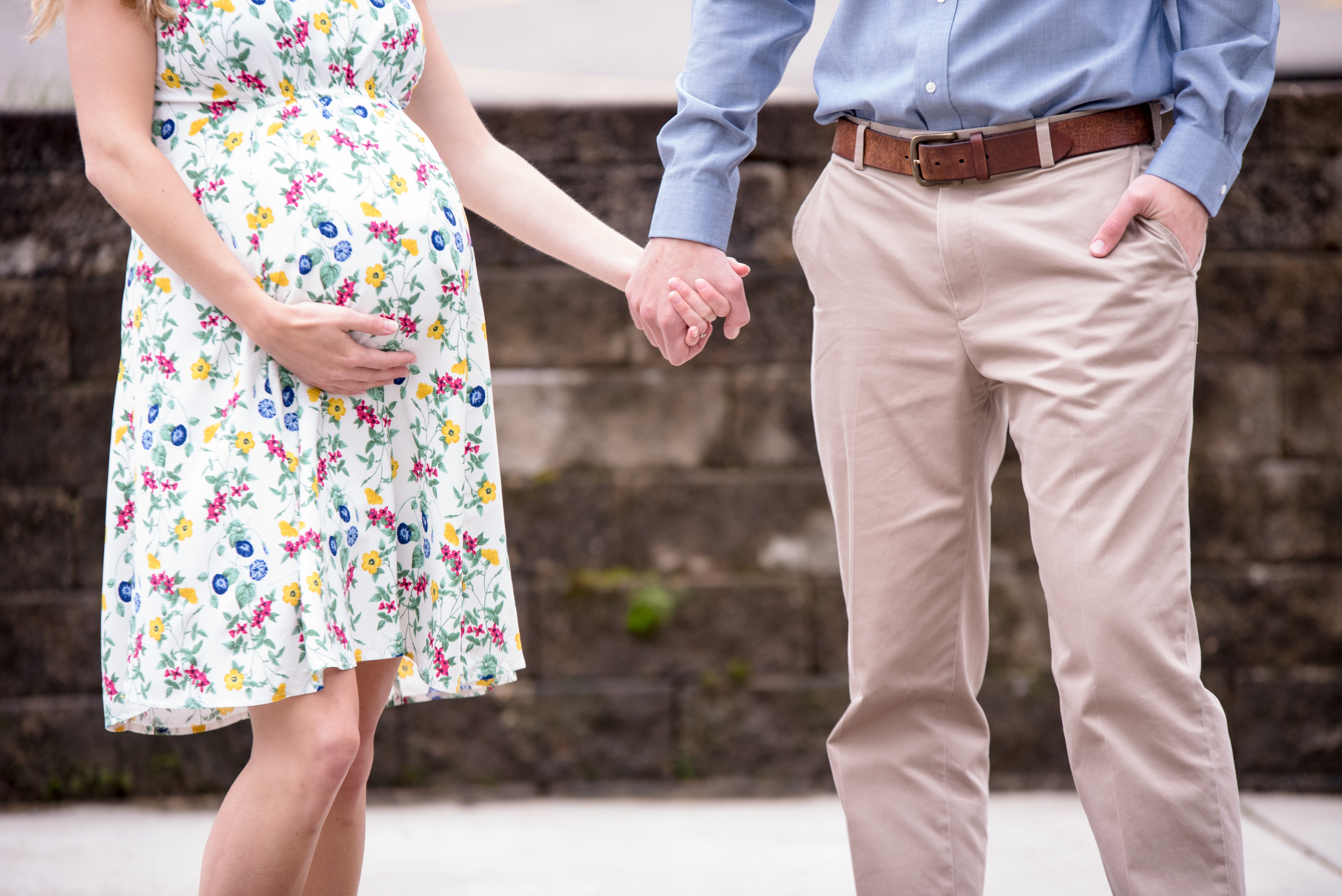 Pregnancy, also known as gestation, is the time during which one or more offspring develops inside a woman.